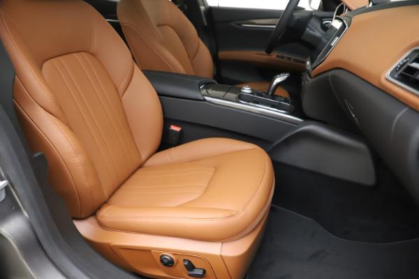 New 2020 Maserati Ghibli S Q4 for sale $79,985 at Maserati of Westport in Westport CT 06880 24