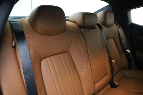 New 2020 Maserati Ghibli S Q4 for sale $79,985 at Maserati of Westport in Westport CT 06880 26