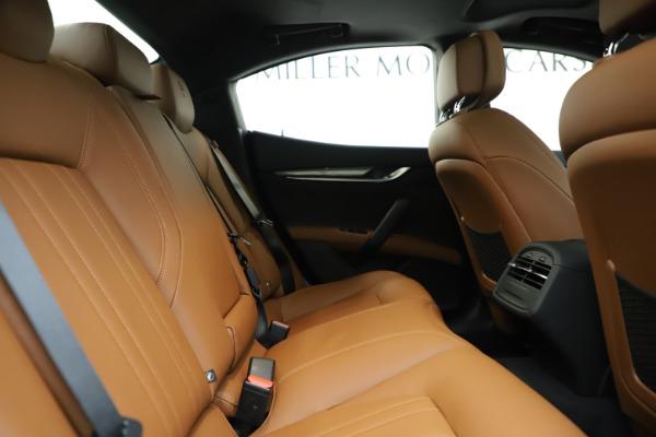 New 2020 Maserati Ghibli S Q4 for sale $79,985 at Maserati of Westport in Westport CT 06880 27