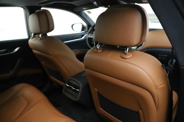 New 2020 Maserati Ghibli S Q4 for sale $79,985 at Maserati of Westport in Westport CT 06880 28