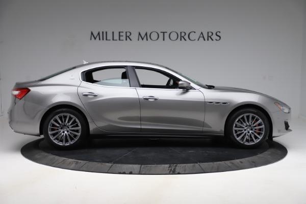 New 2020 Maserati Ghibli S Q4 for sale $79,985 at Maserati of Westport in Westport CT 06880 9