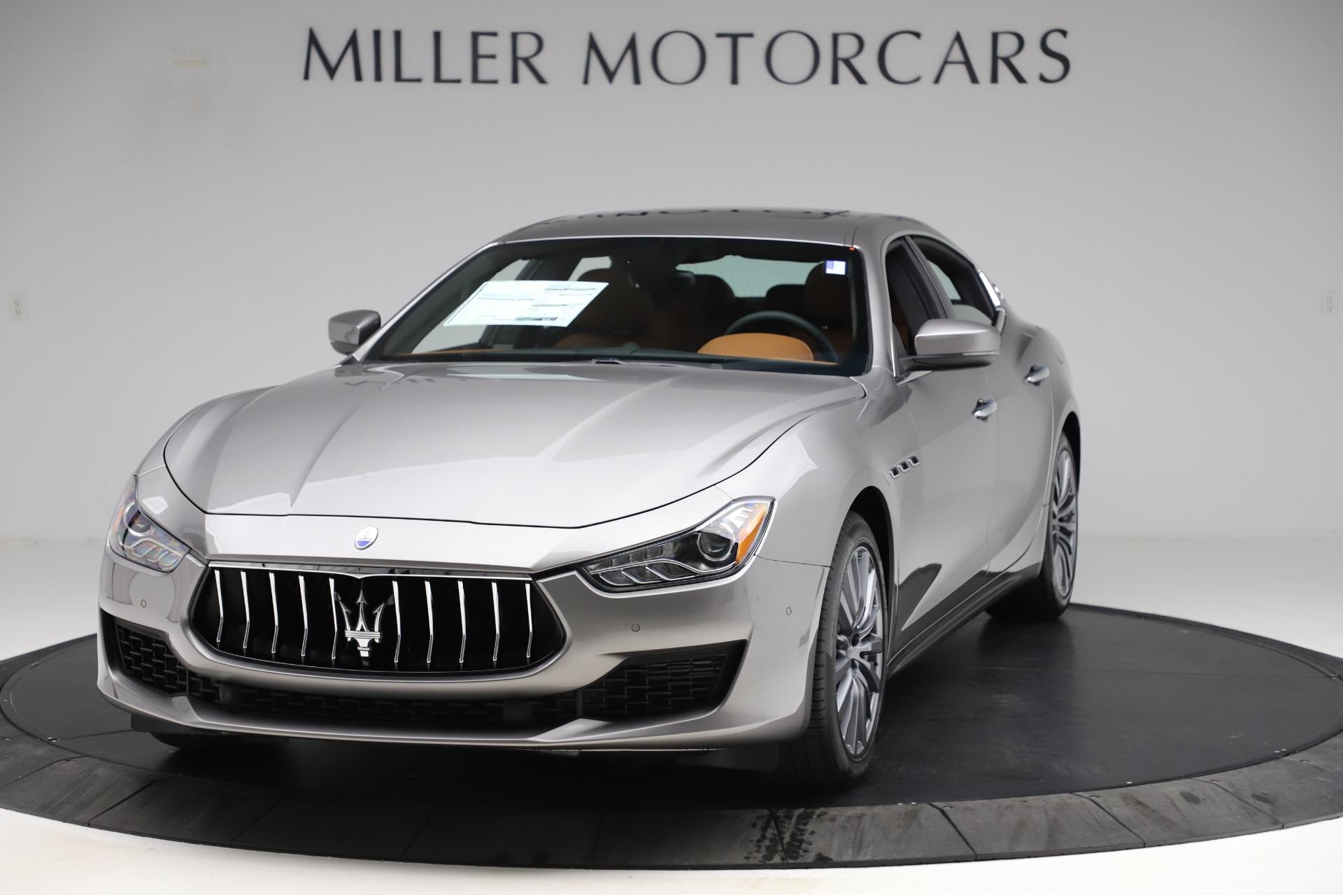 New 2020 Maserati Ghibli S Q4 for sale $79,985 at Maserati of Westport in Westport CT 06880 1