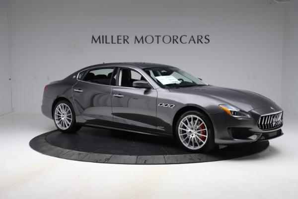 New 2020 Maserati Quattroporte S Q4 GranSport for sale $121,885 at Maserati of Westport in Westport CT 06880 10