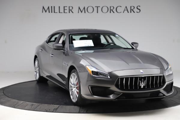 New 2020 Maserati Quattroporte S Q4 GranSport for sale $121,885 at Maserati of Westport in Westport CT 06880 11