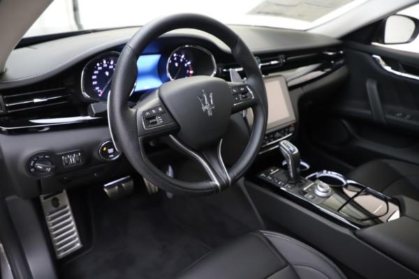 New 2020 Maserati Quattroporte S Q4 GranSport for sale $121,885 at Maserati of Westport in Westport CT 06880 13
