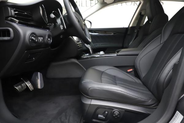 New 2020 Maserati Quattroporte S Q4 GranSport for sale $121,885 at Maserati of Westport in Westport CT 06880 14