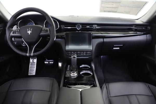 New 2020 Maserati Quattroporte S Q4 GranSport for sale $121,885 at Maserati of Westport in Westport CT 06880 16