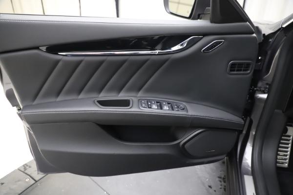 New 2020 Maserati Quattroporte S Q4 GranSport for sale $121,885 at Maserati of Westport in Westport CT 06880 17