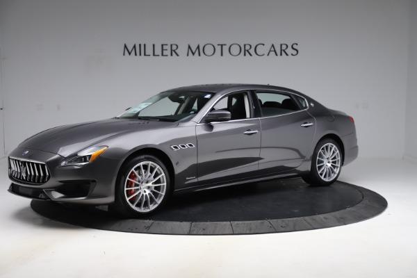 New 2020 Maserati Quattroporte S Q4 GranSport for sale $121,885 at Maserati of Westport in Westport CT 06880 2