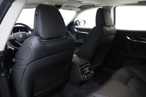 New 2020 Maserati Quattroporte S Q4 GranSport for sale $121,885 at Maserati of Westport in Westport CT 06880 20