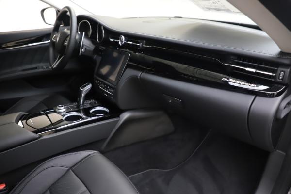 New 2020 Maserati Quattroporte S Q4 GranSport for sale $121,885 at Maserati of Westport in Westport CT 06880 21
