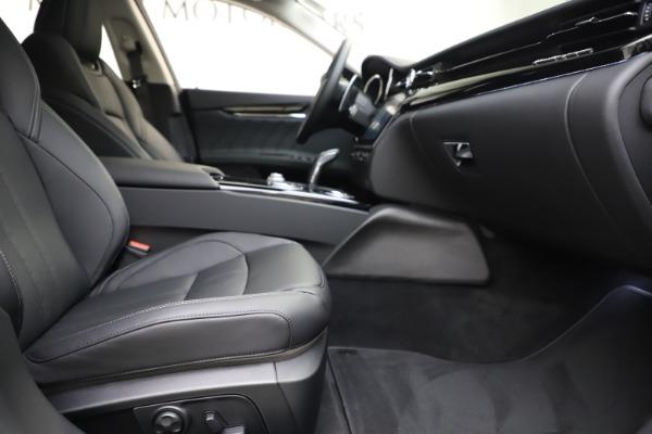 New 2020 Maserati Quattroporte S Q4 GranSport for sale $121,885 at Maserati of Westport in Westport CT 06880 22