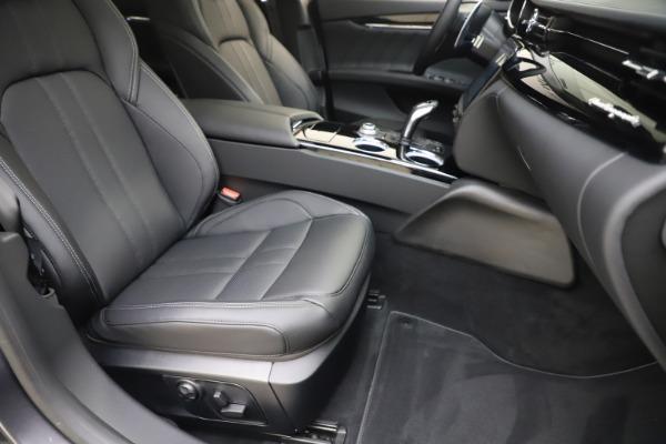New 2020 Maserati Quattroporte S Q4 GranSport for sale $121,885 at Maserati of Westport in Westport CT 06880 23