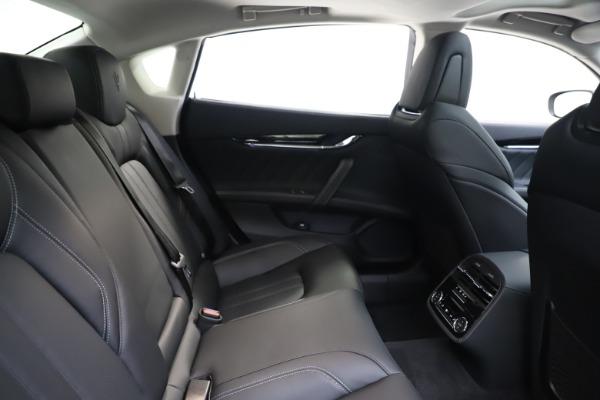 New 2020 Maserati Quattroporte S Q4 GranSport for sale $121,885 at Maserati of Westport in Westport CT 06880 25