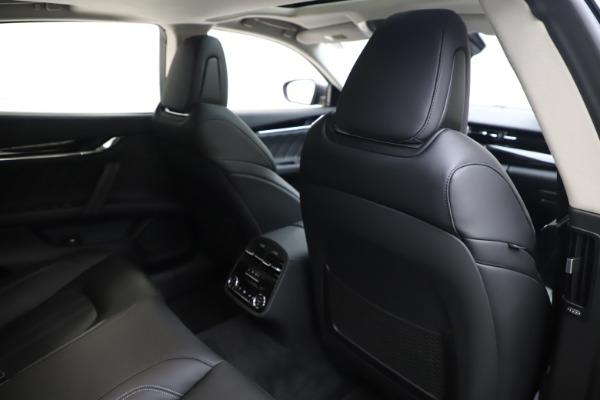 New 2020 Maserati Quattroporte S Q4 GranSport for sale $121,885 at Maserati of Westport in Westport CT 06880 26