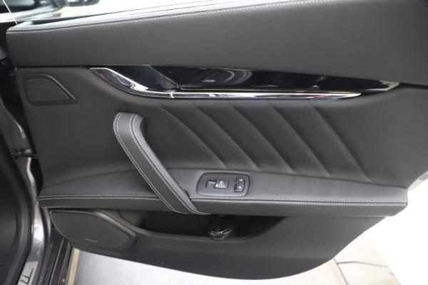 New 2020 Maserati Quattroporte S Q4 GranSport for sale $121,885 at Maserati of Westport in Westport CT 06880 27