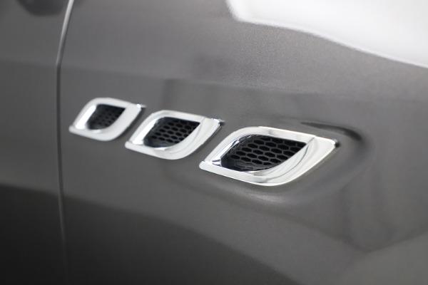 New 2020 Maserati Quattroporte S Q4 GranSport for sale $121,885 at Maserati of Westport in Westport CT 06880 28