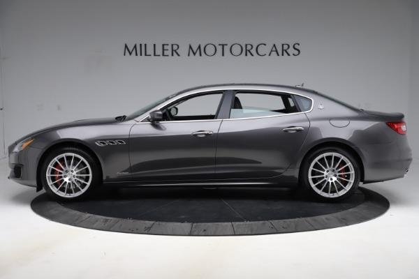 New 2020 Maserati Quattroporte S Q4 GranSport for sale $121,885 at Maserati of Westport in Westport CT 06880 3