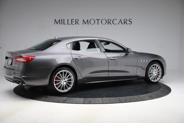 New 2020 Maserati Quattroporte S Q4 GranSport for sale $121,885 at Maserati of Westport in Westport CT 06880 8