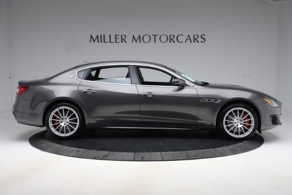 New 2020 Maserati Quattroporte S Q4 GranSport for sale $121,885 at Maserati of Westport in Westport CT 06880 9