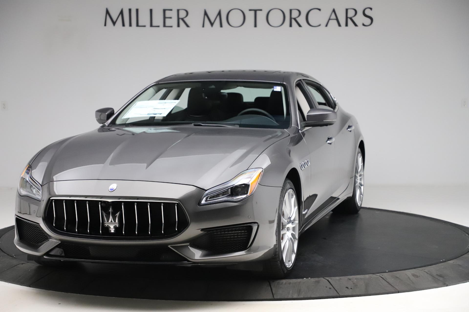 New 2020 Maserati Quattroporte S Q4 GranSport for sale $121,885 at Maserati of Westport in Westport CT 06880 1