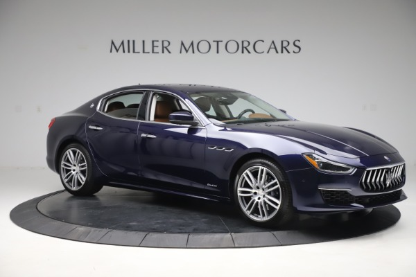 New 2020 Maserati Ghibli S Q4 GranLusso for sale $89,535 at Maserati of Westport in Westport CT 06880 10