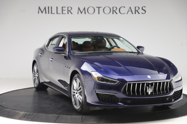 New 2020 Maserati Ghibli S Q4 GranLusso for sale $89,535 at Maserati of Westport in Westport CT 06880 11