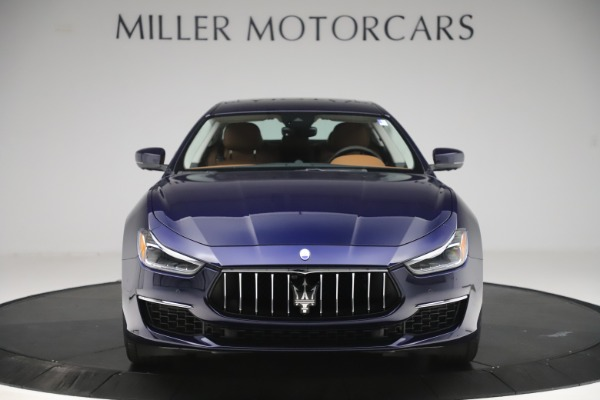 New 2020 Maserati Ghibli S Q4 GranLusso for sale $89,535 at Maserati of Westport in Westport CT 06880 12