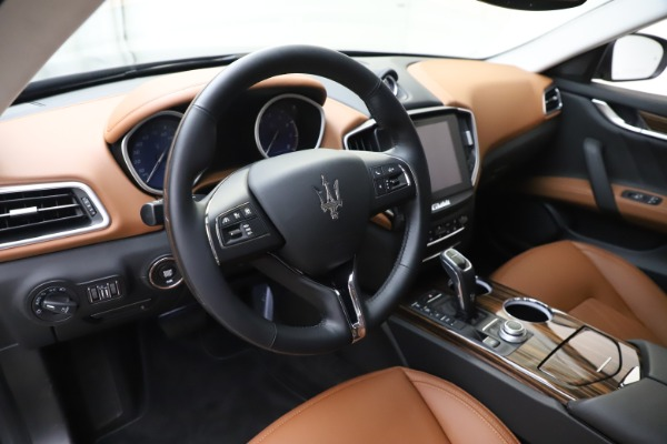 New 2020 Maserati Ghibli S Q4 GranLusso for sale $89,535 at Maserati of Westport in Westport CT 06880 13
