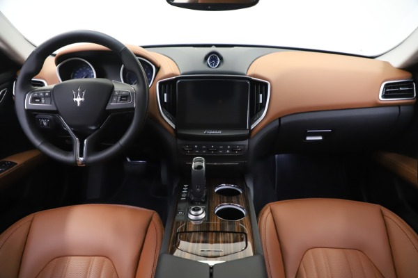 New 2020 Maserati Ghibli S Q4 GranLusso for sale $89,535 at Maserati of Westport in Westport CT 06880 16