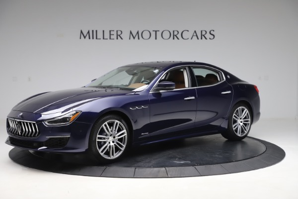 New 2020 Maserati Ghibli S Q4 GranLusso for sale $89,535 at Maserati of Westport in Westport CT 06880 2