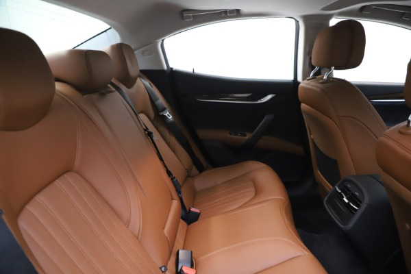 New 2020 Maserati Ghibli S Q4 GranLusso for sale $89,535 at Maserati of Westport in Westport CT 06880 27