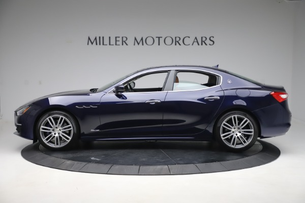 New 2020 Maserati Ghibli S Q4 GranLusso for sale $89,535 at Maserati of Westport in Westport CT 06880 3