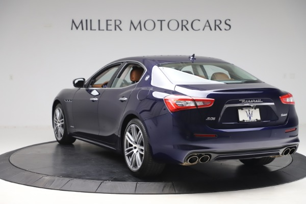 New 2020 Maserati Ghibli S Q4 GranLusso for sale $89,535 at Maserati of Westport in Westport CT 06880 5