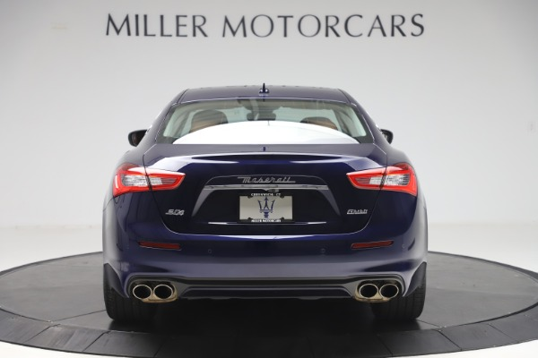 New 2020 Maserati Ghibli S Q4 GranLusso for sale $89,535 at Maserati of Westport in Westport CT 06880 6