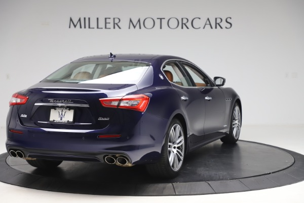 New 2020 Maserati Ghibli S Q4 GranLusso for sale $89,535 at Maserati of Westport in Westport CT 06880 7