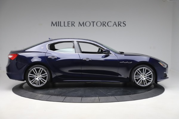 New 2020 Maserati Ghibli S Q4 GranLusso for sale $89,535 at Maserati of Westport in Westport CT 06880 9