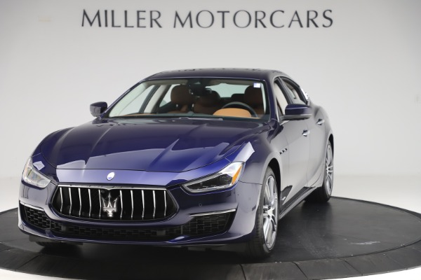 New 2020 Maserati Ghibli S Q4 GranLusso for sale $89,535 at Maserati of Westport in Westport CT 06880 1