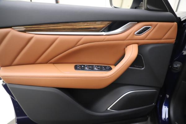 New 2020 Maserati Levante S Q4 GranLusso for sale $94,985 at Maserati of Westport in Westport CT 06880 17