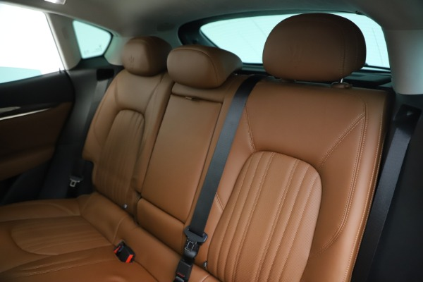 New 2020 Maserati Levante S Q4 GranLusso for sale $94,985 at Maserati of Westport in Westport CT 06880 18