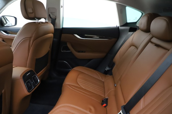 New 2020 Maserati Levante S Q4 GranLusso for sale $94,985 at Maserati of Westport in Westport CT 06880 19