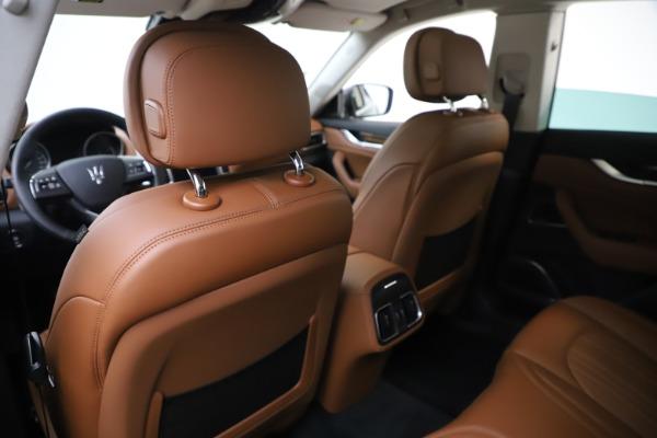 New 2020 Maserati Levante S Q4 GranLusso for sale $94,985 at Maserati of Westport in Westport CT 06880 20