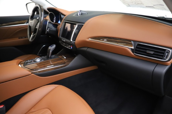 New 2020 Maserati Levante S Q4 GranLusso for sale $94,985 at Maserati of Westport in Westport CT 06880 22