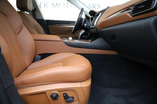 New 2020 Maserati Levante S Q4 GranLusso for sale $94,985 at Maserati of Westport in Westport CT 06880 23