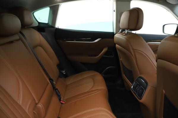 New 2020 Maserati Levante S Q4 GranLusso for sale $94,985 at Maserati of Westport in Westport CT 06880 27