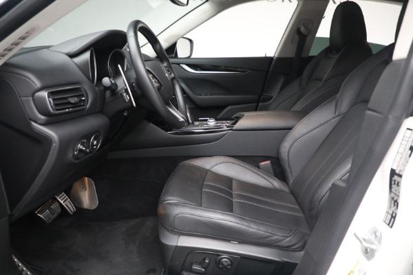 New 2020 Maserati Levante Q4 GranSport for sale $81,385 at Maserati of Westport in Westport CT 06880 13