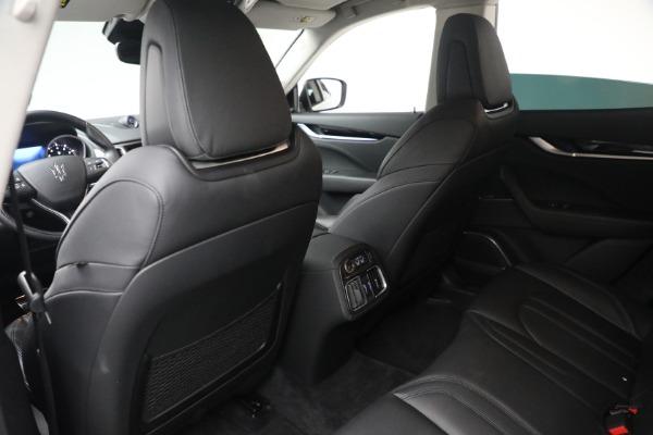 New 2020 Maserati Levante Q4 GranSport for sale $81,385 at Maserati of Westport in Westport CT 06880 16