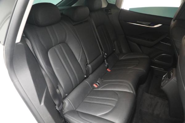New 2020 Maserati Levante Q4 GranSport for sale $81,385 at Maserati of Westport in Westport CT 06880 21
