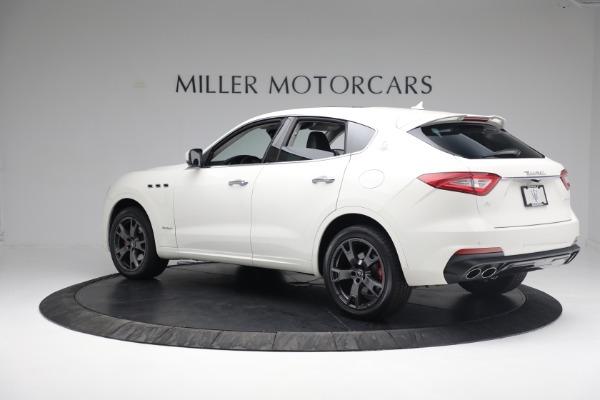 New 2020 Maserati Levante Q4 GranSport for sale $81,385 at Maserati of Westport in Westport CT 06880 4