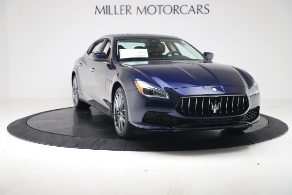 New 2020 Maserati Quattroporte S Q4 GranLusso for sale $122,185 at Maserati of Westport in Westport CT 06880 11